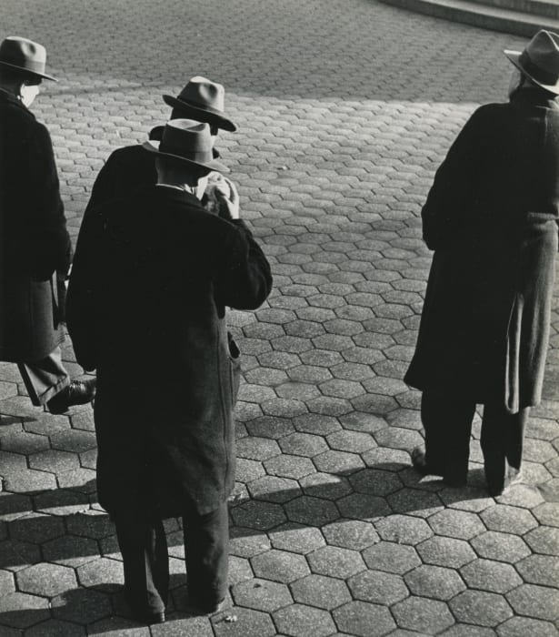 Union Square, New York by André Kertész