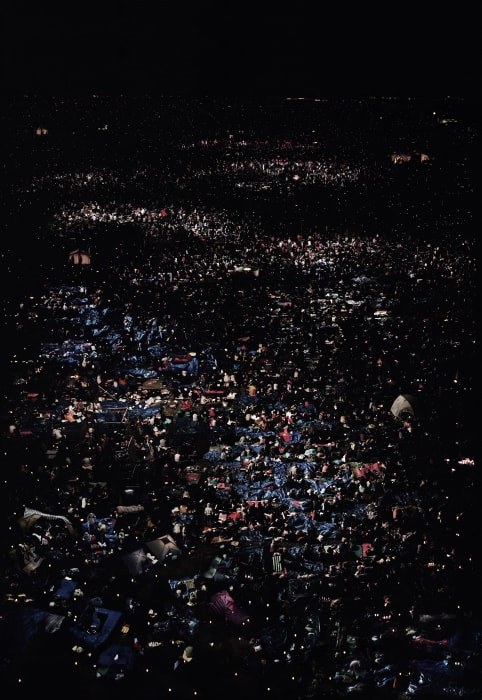 Kirchentag by Andreas Gursky