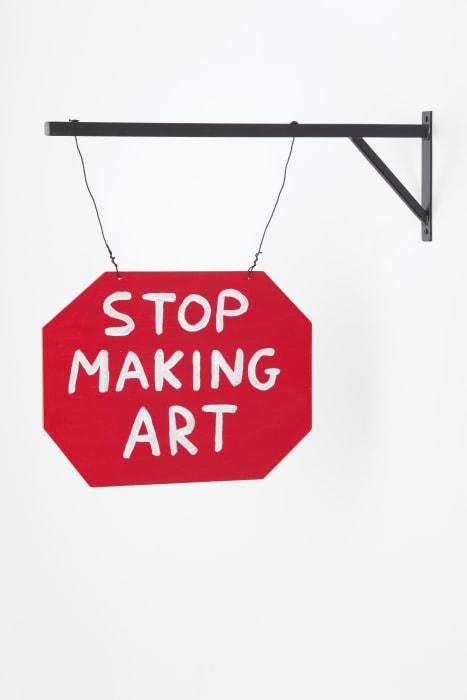 Stop Making Art by David Shrigley