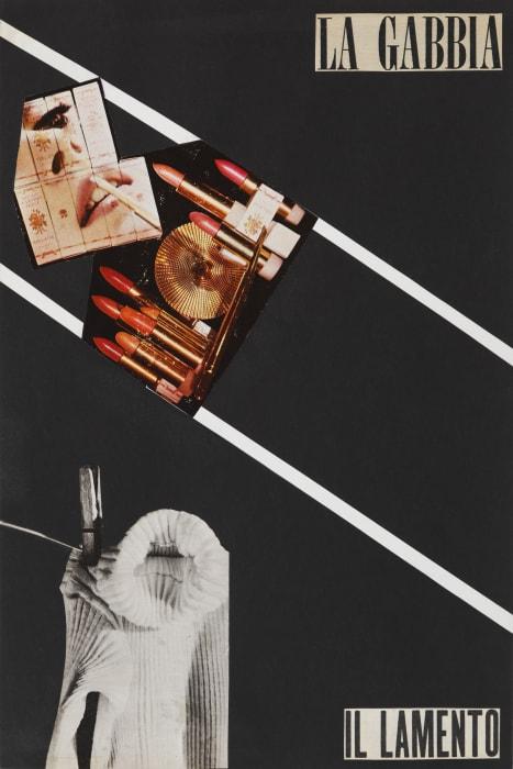 La gabbia by Ketty La Rocca