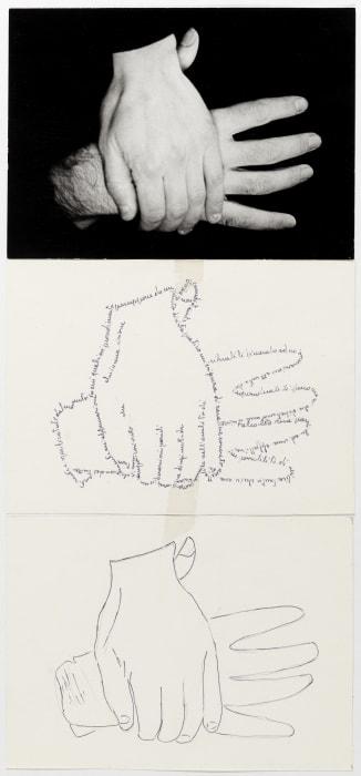 Le mie parole e tu? (My words and you?) by Ketty La Rocca