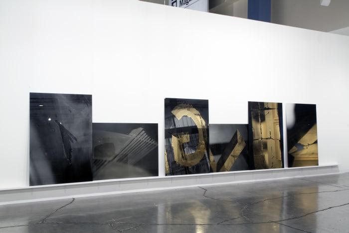 F as in Foglia by Simon Starling
