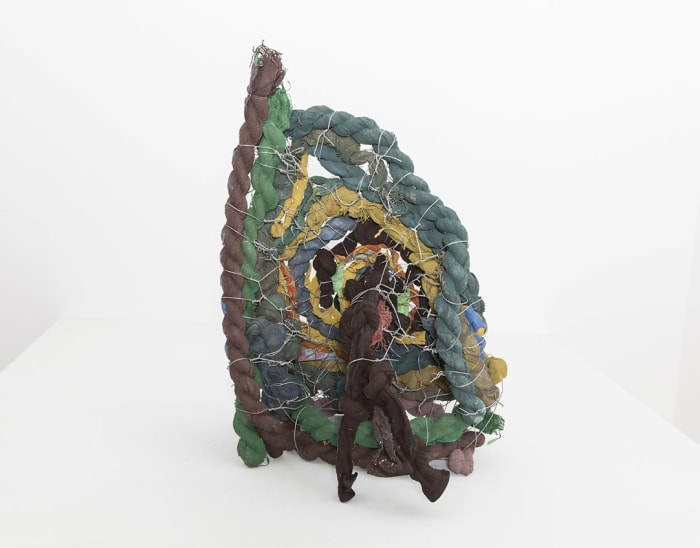 Ammonite N°1 by Hassan Sharif