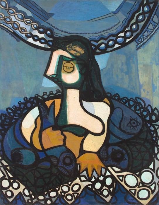 Mujer by Amelia Peláez