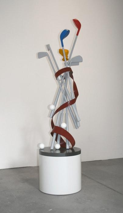Golf / Typhoon by Claes Oldenburg