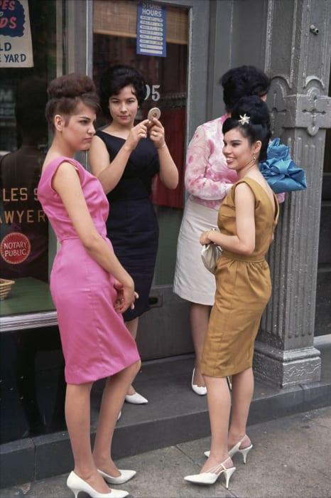 New York City by Joel Meyerowitz