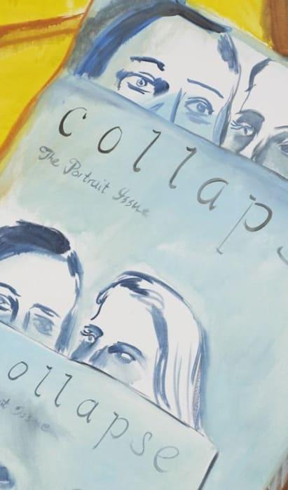 Collapse 1 by Allison Katz