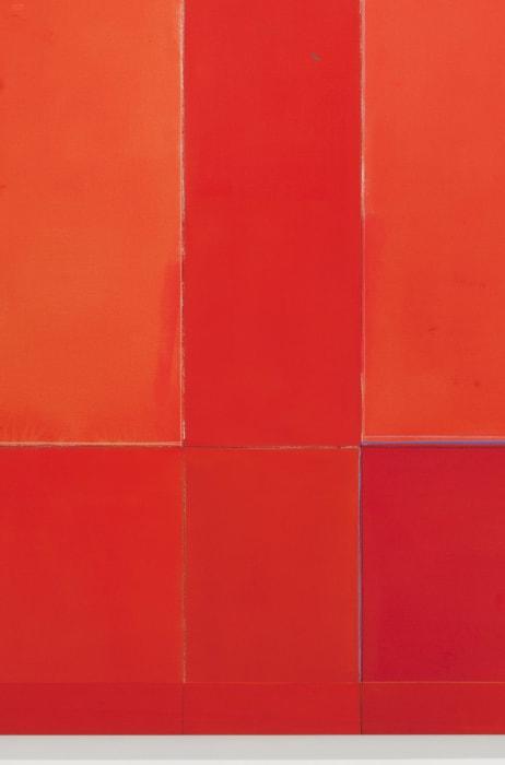 Reds Bottom by Matt Connors