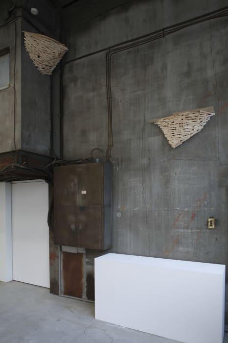 Nest by Tadashi Kawamata