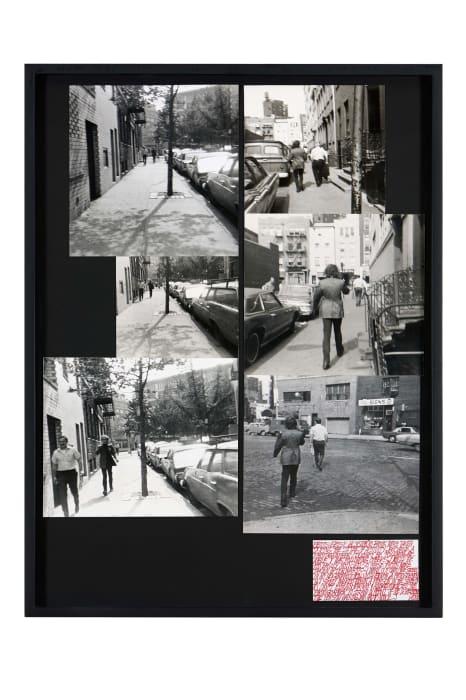 Following Piece by Vito Acconci