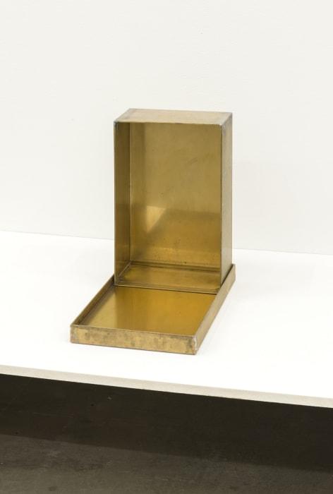 Shoebox (Bronze) by Gareth Moore