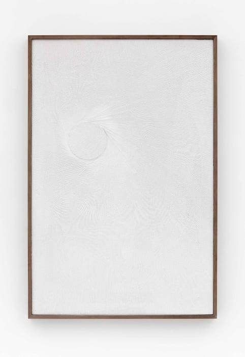 Untitled (Etched Plaster) by Anthony Pearson