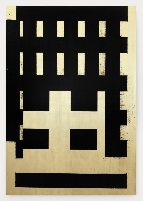 Untitled (III) by Helmut Federle