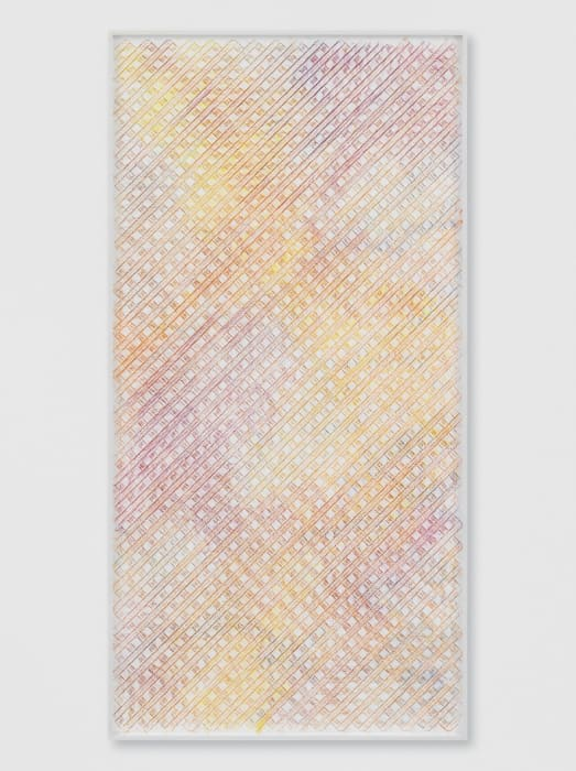 Untitled (Lattice, 3) by Sam Falls
