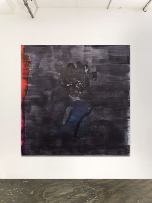 Seated by Lorna Simpson