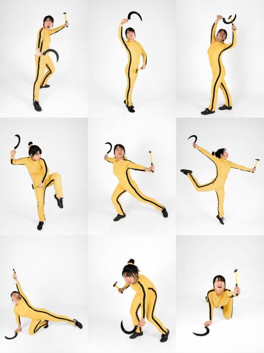 Dance! Dance! Bruce Ling! by Yao Qingmei