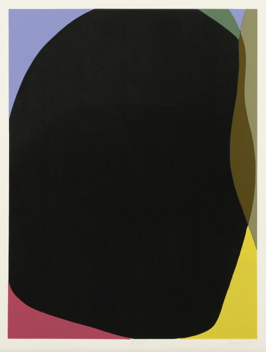 Cap by Gary Hume