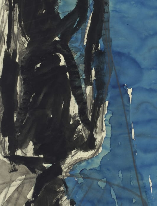 Neger by Georg Baselitz