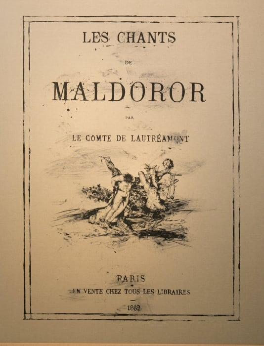 Les Chants de Maldoror by João Louro