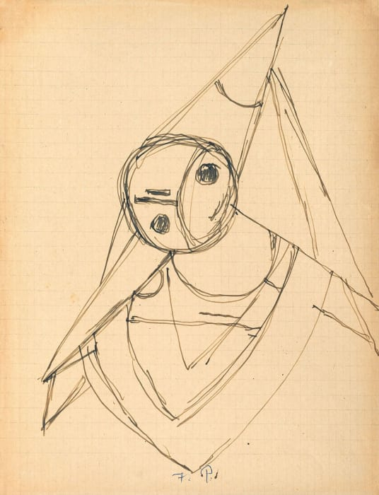 Untitled (Dancer) by Francis Picabia