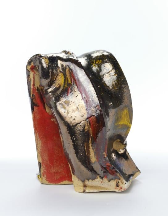 KIOWA APACHE by Lynda Benglis