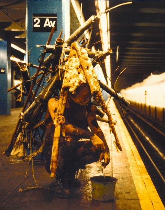 New York, ca. 1986 by Kim Jones