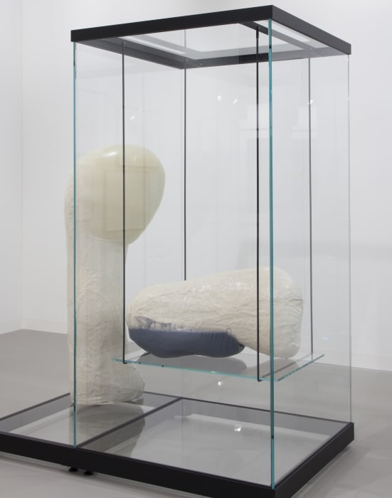 Slip of the Tongue by Nairy Baghramian