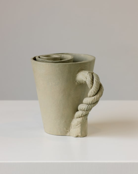 Nesting Cup No.1 by Ricky Swallow