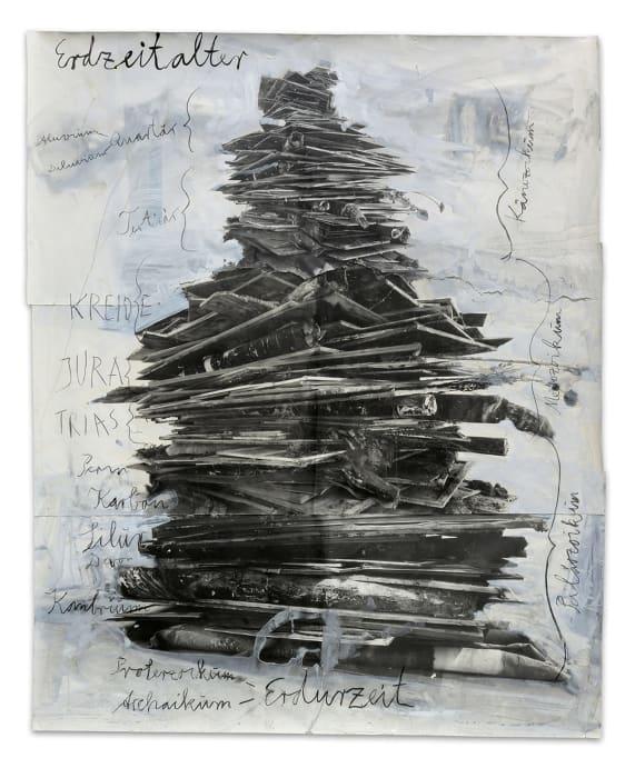 Erdzeitalter by Anselm Kiefer