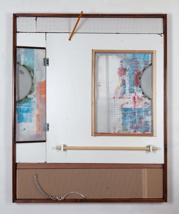 Silently prowling from window to window by Joris van de Moortel