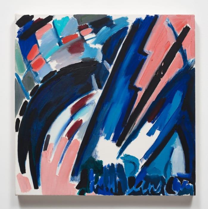 Anthurium in Color XIV by Judith Bernstein