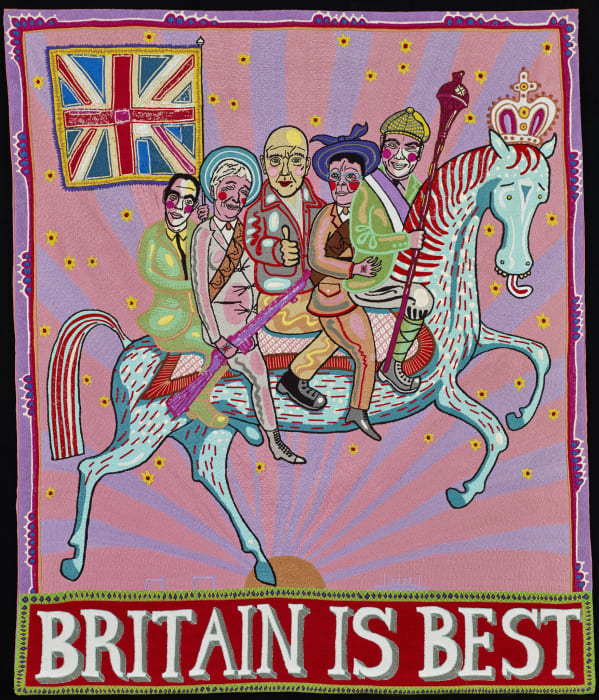 Britian is Best by Grayson Perry