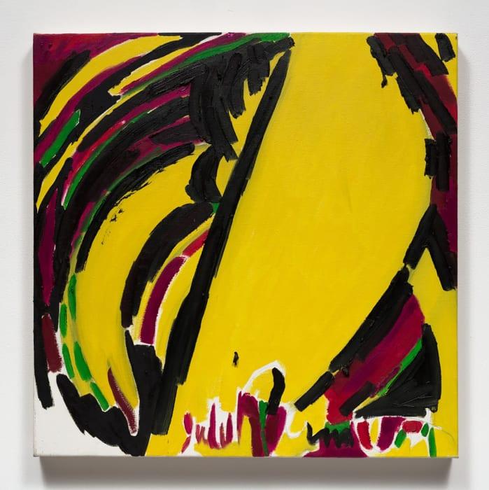 Anthurium in Color I by Judith Bernstein
