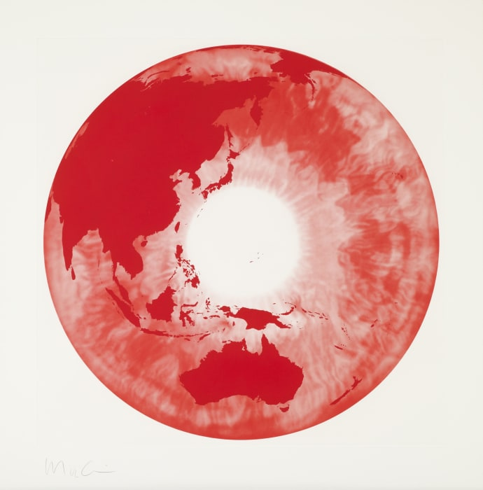 Eye of History (Untitled 04) by Marc Quinn