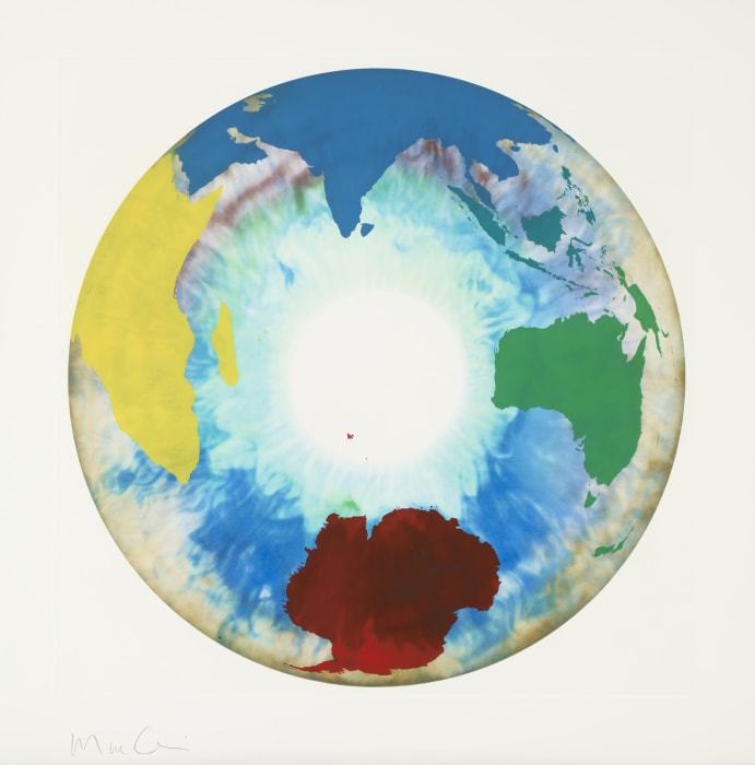 Eye of History (Untitled 07) by Marc Quinn