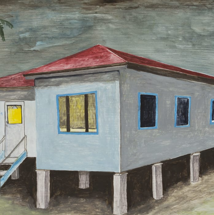 Brisbane domestic home by Noel McKenna