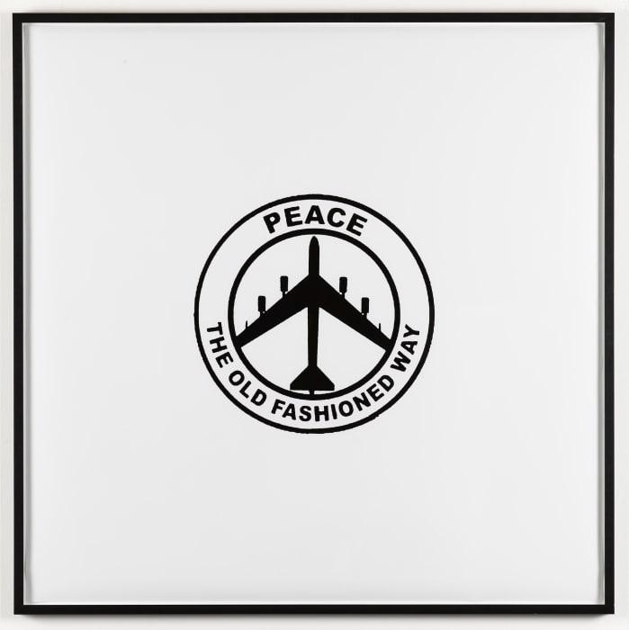 Peace The Old Fashioned Way by Gardar Eide Einarsson