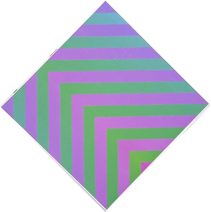 2 elemente in 3 stufen, zusammengefugt und geteilt by Jakob Bill
