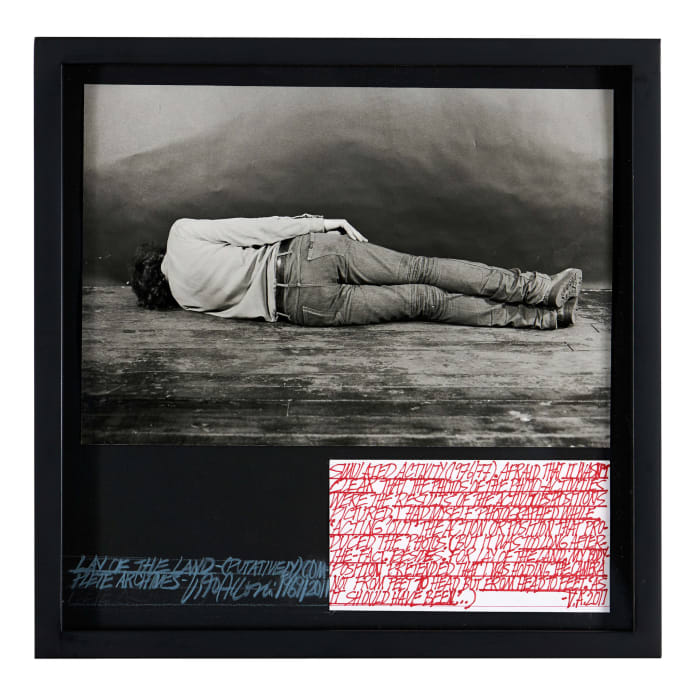 Lay of the Land by Vito Acconci
