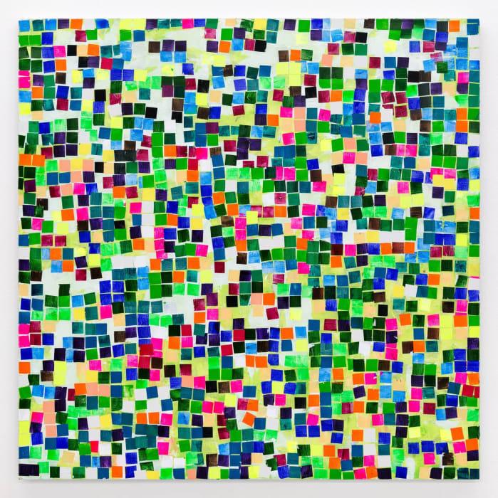 Untitled. HZ2015-068 by Heimo Zobernig