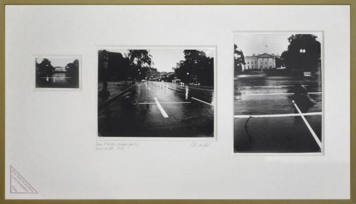 Casa Blanca / White House by Lotty Rosenfeld