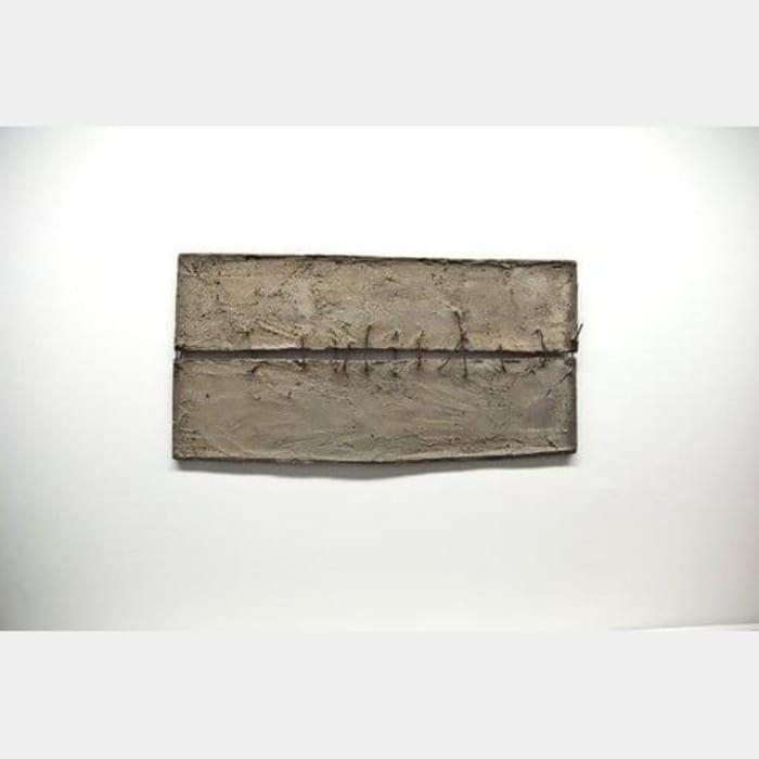 Cementoarmato by Giuseppe Uncini