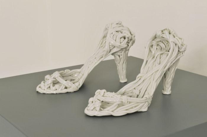 PORCELAIN TANGO by Lei Xue