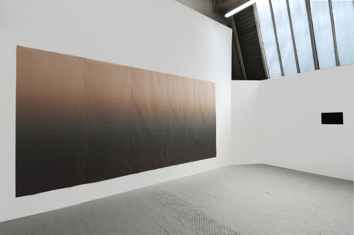 Royal Academy School's show (Installation view) by Caline Aoun