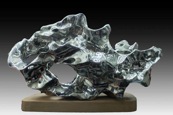 Artificial Rock No.135 by Zhan Wang