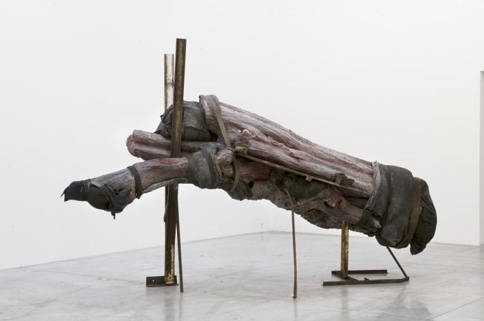 'After' Cripplewood II, 2013-2014 by Berlinde De Bruyckere