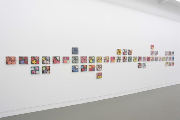 """""""Flowers"""" Series 2012 by Yanagi Yukinori"""