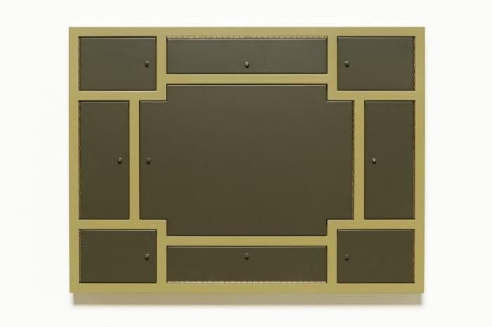 Cabinet No. 16 by Birgir Andrésson