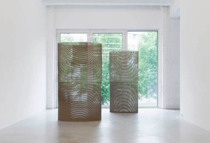 Macula series J by Tobias Putrih