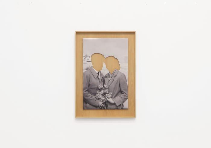 Love Couple (1) by Hans-Peter Feldmann